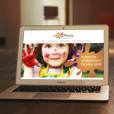 Footprints Website